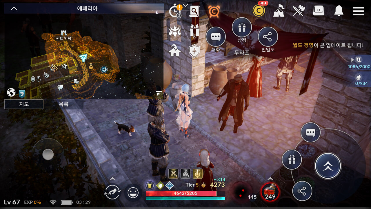 Knowledge Black Desert Mobile