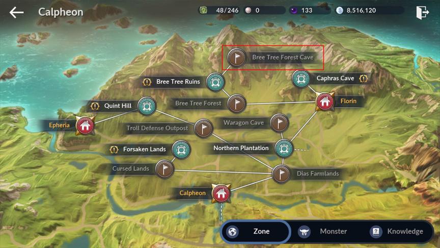 Как сменить Канал в Black Desert Mobile