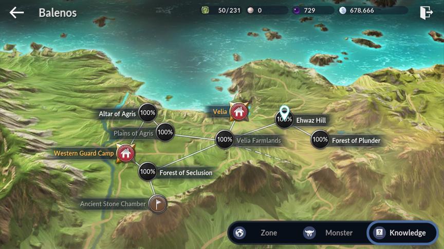 Map Падение замка Крон