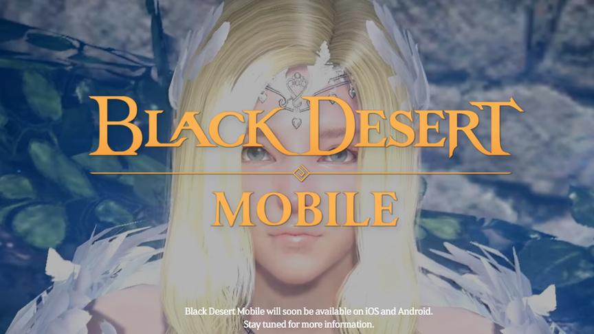 Знакомство с Black Desert Mobile Часть 1